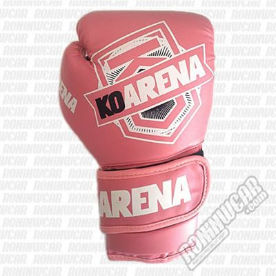 KOARENA Kids Boxing Gloves Rosa