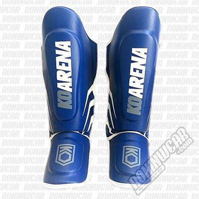 KOARENA Kids Shinguard Blue