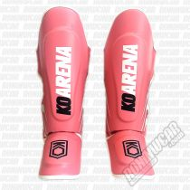 KO Arena Kids Shinguard Rosa
