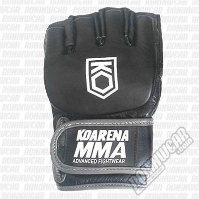 KO Arena Pro MMA Gloves Nero