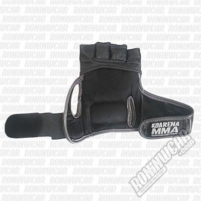 KOARENA Pro MMA Gloves Black