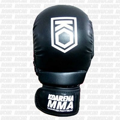 KOARENA MMA Sparring Gloves Black