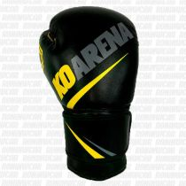 KO Arena SMR Black Team Boxing Gloves Negro