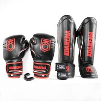 KO Arena Striking Pack Negro