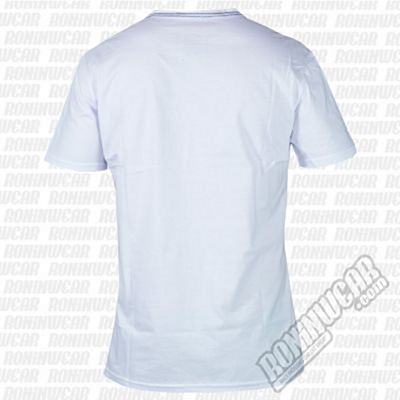 Koral Athletic Boxing T-shirt Blanco