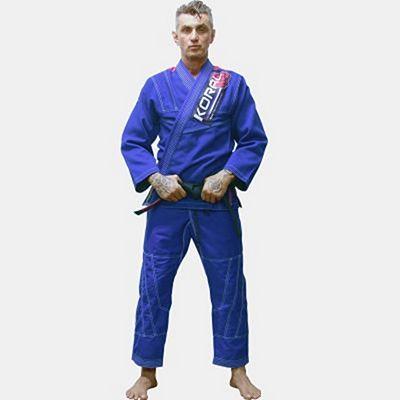 Koral MKM Competition 2018 BJJ Kimono Kék