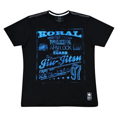 Koral Blackboard T-shirt Nero