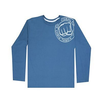 Koral One Jeans L/S T-shirt Blue