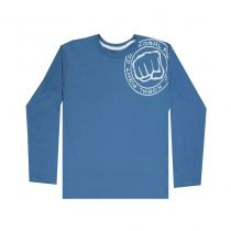 Koral One Jeans L/S T-shirt Azul