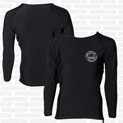 Koral Competition Team Rashguard L/S Nero-Nero