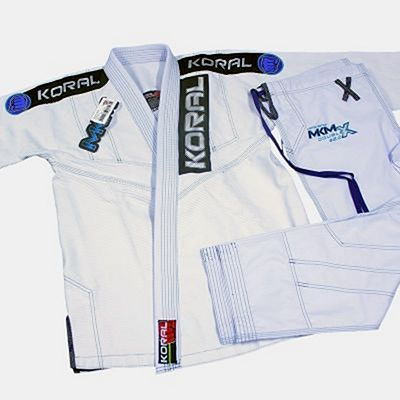 Koral MKM Competition Double X 2.0 BJJ Gi Vit