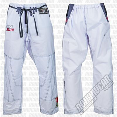 Koral MKM Slim Fit White-Grey