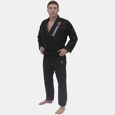 Koral One BJJ Kimono Negro