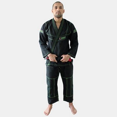 Koral Original Clean BJJ Gi Nero