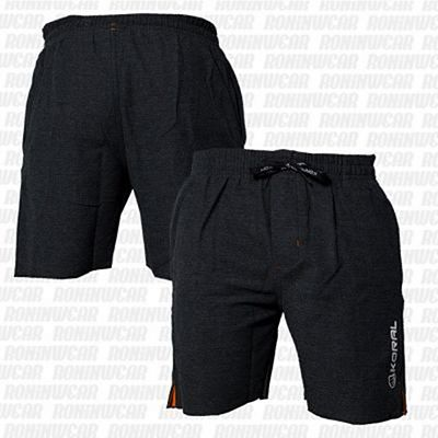 Koral Sweatpants Shorts Dark Grey
