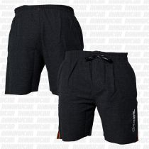 Koral Sweatpants Shorts Gris Oscuro