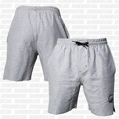 Koral Sweatpants Shorts Gris