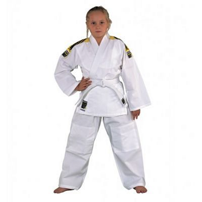 Kwon Judogi Junior White