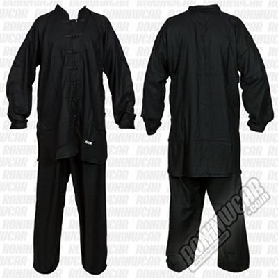 Kwon Kung Fu Uniform Black