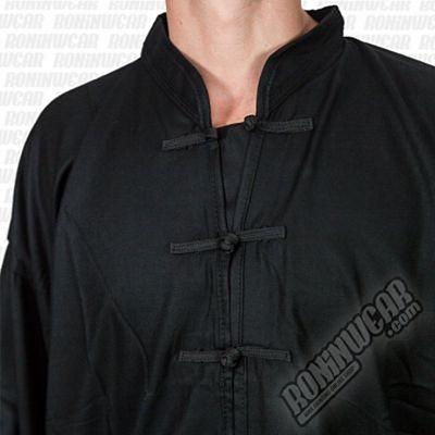 Kwon Kung Fu Uniform Black