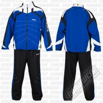 Kwon Statement Training Suit Schwarz-Blau