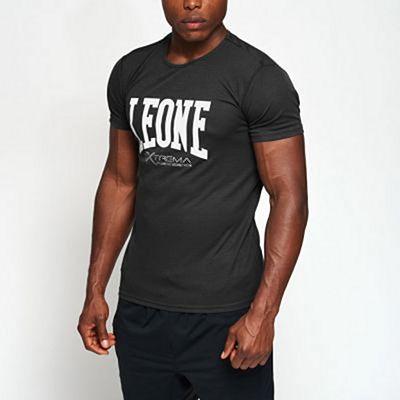 Leone 1947 ABX106 Logo T-shirt Black