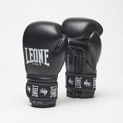 Leone 1947 Ambassador Boxing Gloves Black