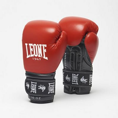 Leone 1947 Ambassador Boxing Gloves Red
