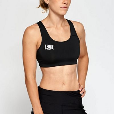 Leone 1947 Ambassador Sports Bra Black