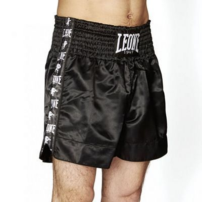 Leone 1947 Ambassador Thai Shorts Black