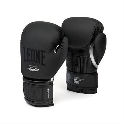 Leone 1947 Black Edition Boxing Gloves Black