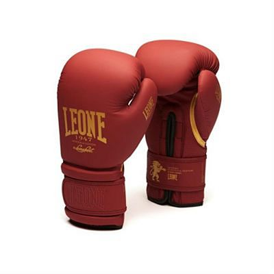 Leone 1947 Bordeaux Edition Boxing Gloves Rouge