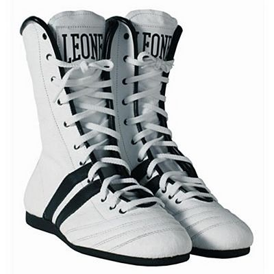Leone 1947 Boxing Boots Weiß