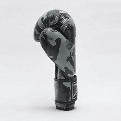 Leone 1947 Camo Boxing Gloves Grigio-Camo
