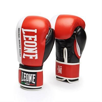 Leone 1947 Challenger Boxing Gloves Red
