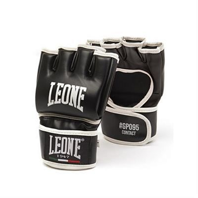 Leone 1947 Contact MMA Gloves Black