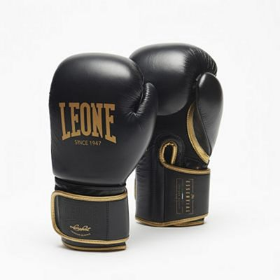 Leone 1947 Essential Boxing Gloves Black