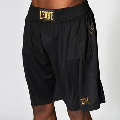 Leone 1947 Essential Boxing Shorts Svart