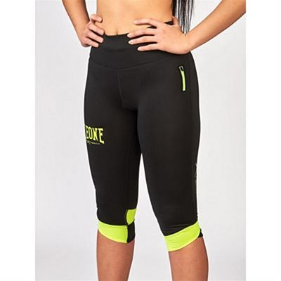 Leone 1947 Extrema 2.0 Woman 3/4 Leggings Fekete