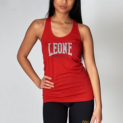 Leone 1947 Extrema 3 Tank Top Rouge
