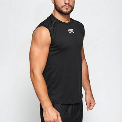 Leone 1947 Extrema IV Sleeveless T-shirt Black