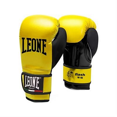 Leone 1947 Flash Boxing Gloves Yellow