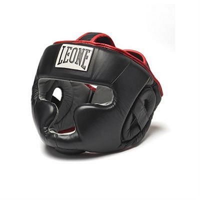 Leone 1947 Full Cover Headgear Fekete