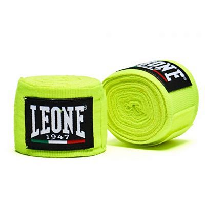 Leone 1947 Hand Wraps 3.5m Yellow
