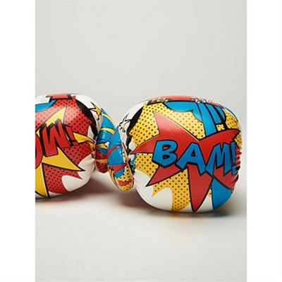 Leone 1947 Hero Boxing Gloves Red-Blue