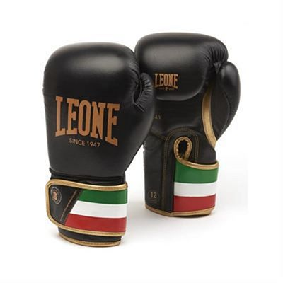 Leone 1947 Italy 47 Boxing Gloves Schwarz