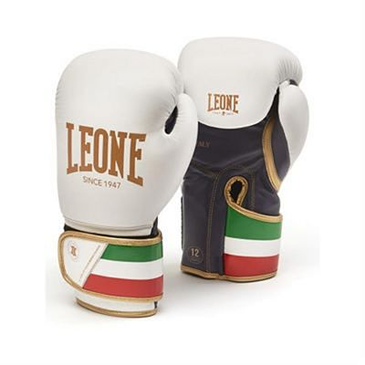 Leone 1947 Italy 47 Boxing Gloves Blanco-Negro