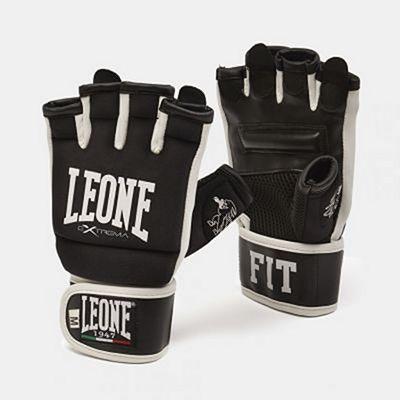 Leone 1947 Karate & Fit Boxe Bag Gloves Schwarz