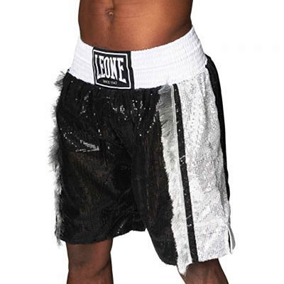 Leone 1947 Legend Boxing Shorts Svart