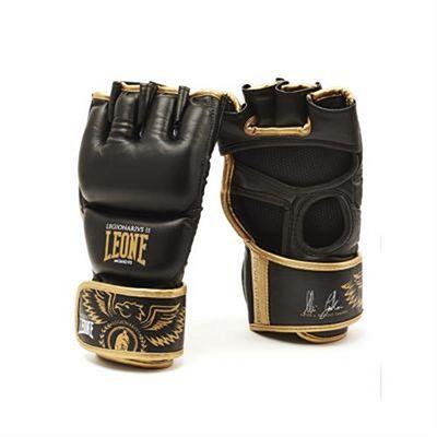 Leone 1947 Legionarivs II MMA Gloves Black-Gold